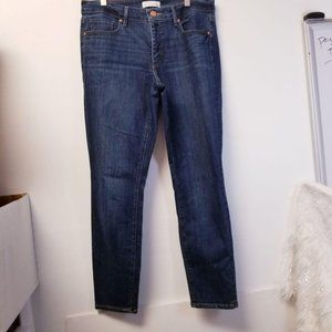 MADE WITH LOVE LOFT JEANS 29/8 Curvy Skinny